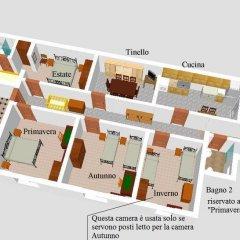 Отель B&B Falcone Ортона с домашними животными