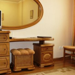 Гостиница Саратовская 3* Студия с различными типами кроватей фото 4