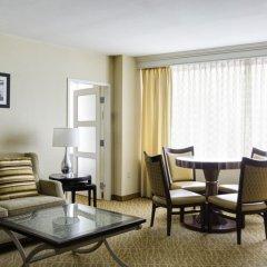 Отель Crystal City Marriott at Reagan National Airport 3* Стандартный номер с различными типами кроватей фото 2