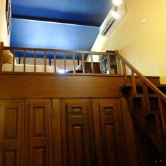 Отель Old Capital Bike Inn 3* Люкс с различными типами кроватей фото 12