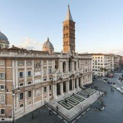 Отель Santa Maria Maggiore House Италия, Рим - отзывы, цены и фото номеров - забронировать отель Santa Maria Maggiore House онлайн балкон