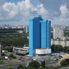 Гостиница Парк Тауэр в Москве 13 отзывов об отеле, цены и фото номеров - забронировать гостиницу Парк Тауэр онлайн Москва вид на фасад