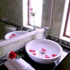 Отель Green Grass Homestay 2* Стандартный номер с различными типами кроватей фото 3