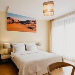Отель EXCLUSIVE Aparthotel Улучшенные апартаменты с 2 отдельными кроватями фото 3