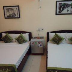 Nam Ngai Hotel Стандартный семейный номер с двуспальной кроватью фото 2