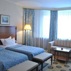 """Гостиница """"Президент-отель"""" 4* Номер Делюкс с 2 отдельными кроватями фото 3"""
