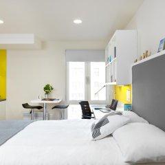 Отель Student Castle York Студия с различными типами кроватей фото 6