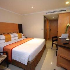 Отель Citin Pratunam Bangkok By Compass Hospitality 3* Улучшенная студия фото 15