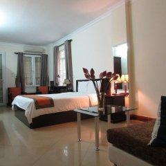 Heart Hotel 2* Номер Делюкс с различными типами кроватей фото 3