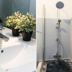 Отель Marais Family Appartment Париж ванная