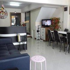 Bangkok Backpacker Hostel Бангкок интерьер отеля