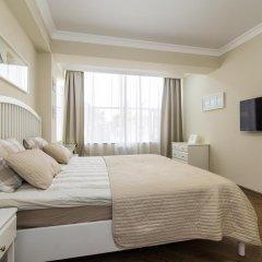 Гостиница Alpha Apartments Voykova в Сочи отзывы, цены и фото номеров - забронировать гостиницу Alpha Apartments Voykova онлайн комната для гостей фото 4