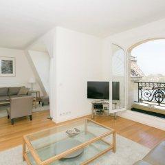 Отель Résidence Charles Floquet 2* Апартаменты с различными типами кроватей фото 15
