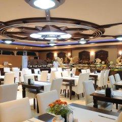 Sahil Marti Hotel Турция, Мерсин - отзывы, цены и фото номеров - забронировать отель Sahil Marti Hotel онлайн питание фото 2