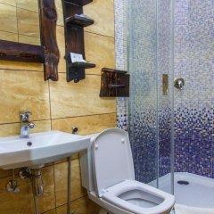 Гостиница Dniprovskiy Dvir 4* Стандартный номер двуспальная кровать фото 10