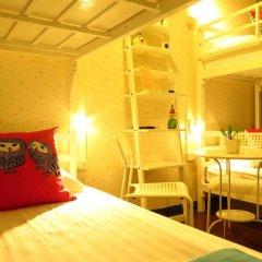 I-Sleep Silom Hostel Улучшенный номер с различными типами кроватей фото 2
