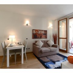 Апартаменты Heart Milan Apartments Студия с различными типами кроватей фото 9