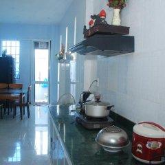 Отель Lam Chau Homestay в номере