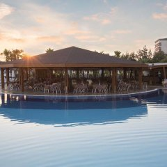 Отель Kirman Sidera Luxury & Spa - All Inclusive пляж
