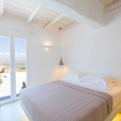 Отель Naxian Utopia Luxury Villas & Suites 3* Люкс с различными типами кроватей фото 9
