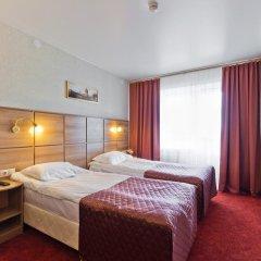 Гостиница Охтинская 3* Стандартный номер с двуспальной кроватью фото 6