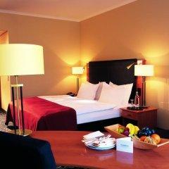Steigenberger Hotel Hamburg 5* Стандартный номер двуспальная кровать фото 4