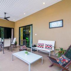 Отель Villa Na Pran, Pool Villa Таиланд, Пак-Нам-Пран - отзывы, цены и фото номеров - забронировать отель Villa Na Pran, Pool Villa онлайн комната для гостей фото 3