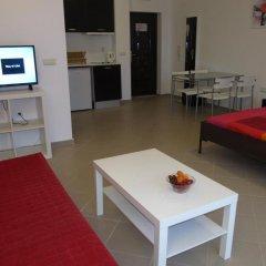 Отель Aparthotel Cote D'Azure 3* Студия Эконом с различными типами кроватей фото 24