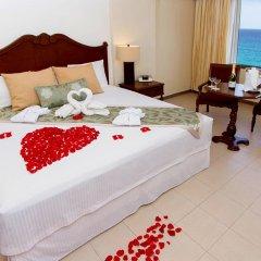 Отель Royal Solaris Cancun - Все включено 5* Стандартный номер разные типы кроватей фото 2