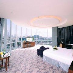 Отель Al Hamra Palace By Warwick 4* Улучшенный люкс с различными типами кроватей фото 3