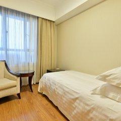 Апартаменты New Harbour Service Apartments Люкс с различными типами кроватей фото 2