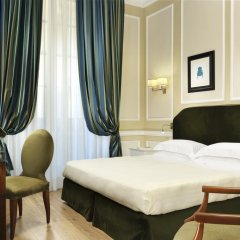FH55 Hotel Calzaiuoli 4* Номер категории Премиум с различными типами кроватей фото 4
