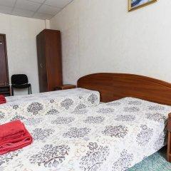 Гостиница Америго 3* Стандартный семейный номер с разными типами кроватей фото 2