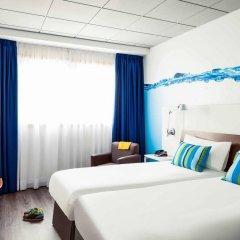 Отель ibis Styles A Coruña 4* Стандартный номер с различными типами кроватей