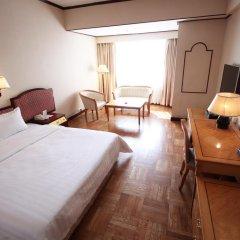 Guangzhou Hotel 3* Стандартный номер с разными типами кроватей фото 5