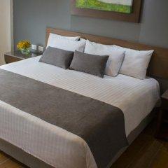 Eco Hotel Guadalajara Expo 3* Стандартный номер с различными типами кроватей фото 8