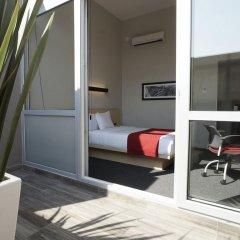 Отель City Express Plus Patio Universidad 3* Стандартный номер фото 2