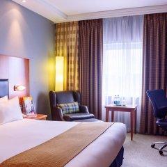 Отель Holiday Inn London Brent Cross 4* Стандартный номер с различными типами кроватей фото 4