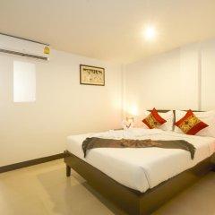 Отель Silver Resortel Номер Эконом с двуспальной кроватью фото 8
