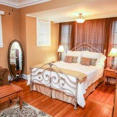 Отель Hawthorne Park Bed and Breakfast 3* Стандартный номер с различными типами кроватей фото 25