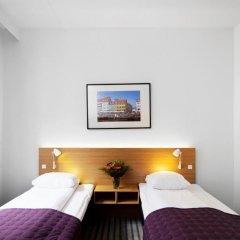 Coco Hotel 3* Стандартный семейный номер с различными типами кроватей фото 5