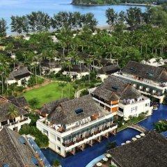 Отель Lanta Sand Resort & Spa Ланта спортивное сооружение