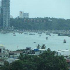 Отель Centric Sea Pattaya Апартаменты с различными типами кроватей фото 20