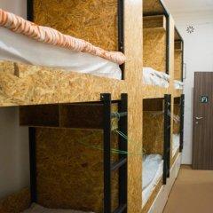 Гостиница SolHostel Кровать в общем номере с двухъярусной кроватью фото 12