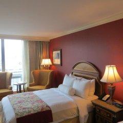 Отель Victoria Marriott Inner Harbour Канада, Виктория - отзывы, цены и фото номеров - забронировать отель Victoria Marriott Inner Harbour онлайн комната для гостей фото 5