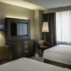 Отель Hyatt Chicago Magnificent Mile 4* Стандартный номер с различными типами кроватей фото 3