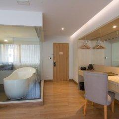 Thee Bangkok Hotel 3* Улучшенный номер с различными типами кроватей фото 16