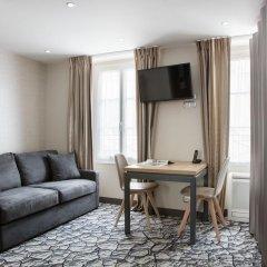 Отель Serotel Suites Франция, Париж - отзывы, цены и фото номеров - забронировать отель Serotel Suites онлайн комната для гостей фото 3