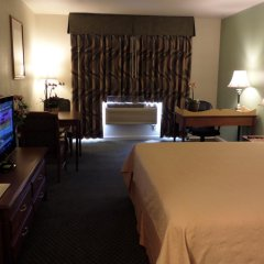 Отель Quality Inn 2* Стандартный номер с различными типами кроватей фото 6