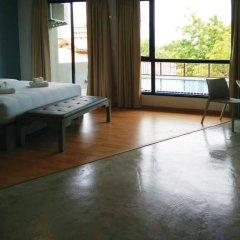 Отель See also Jomtien 3* Номер Делюкс с двуспальной кроватью фото 3